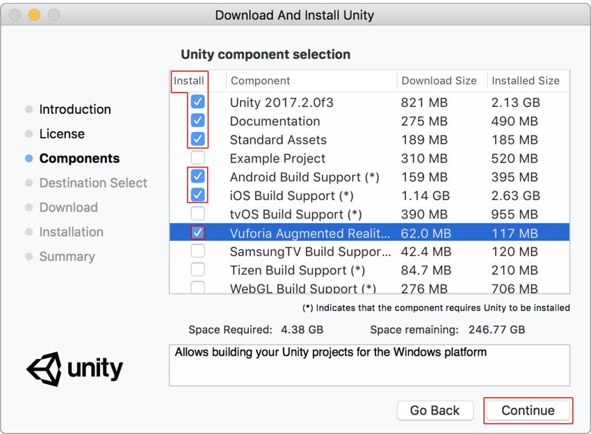 Unity - Manual: Vuforia SDK overview