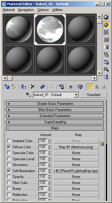 Unity - Manual: Importing Objects From 3D Studio Max