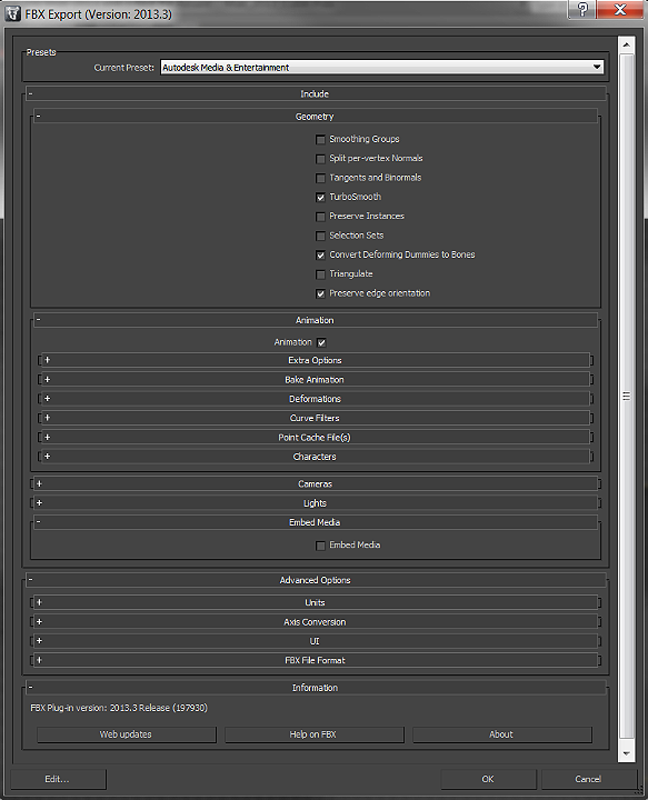 unity manual importing objects from 3d studio max rh docs unity3d com 3D Studio Max Architecture 3DS Max Rendering