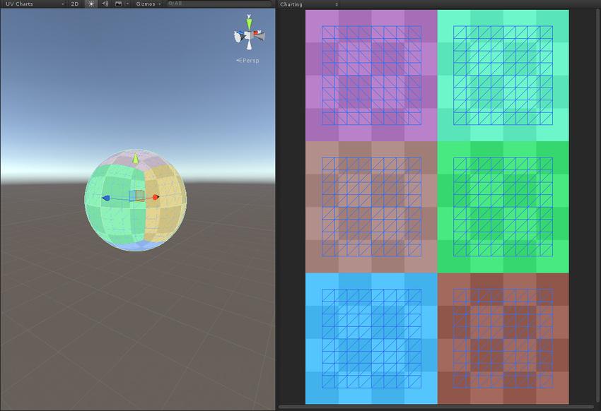 Unity - Manual: Importing UVs from Maya to Unity