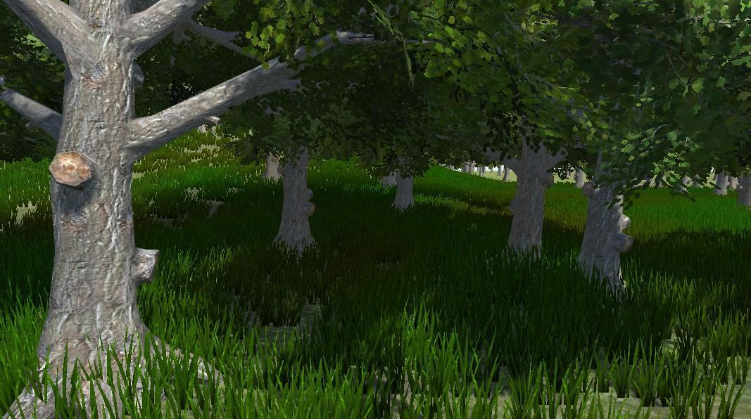 Unity - Manual: Trees
