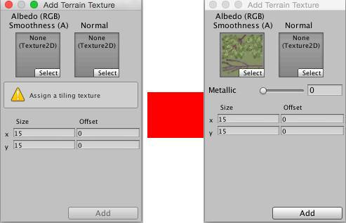 Unity - Manual: Terrain Textures