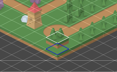 Unity - Manual: Creating a Tile Palette for an Isometric Tilemap