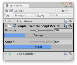 Unity - Scripting API: