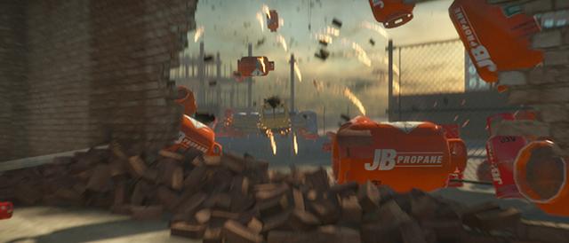 Unity - Manual: Camera Motion Blur