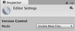 Unity - Manual: Version control integration