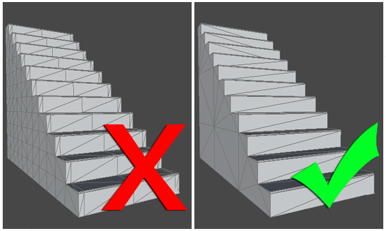 Drawing Lines In Unity : Unity manual art asset best practice guide