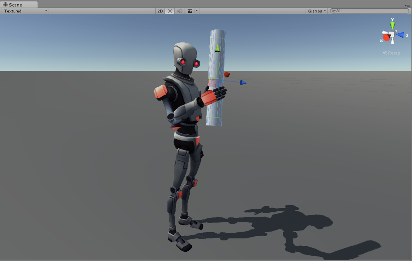 Unity - Manual: Inverse Kinematics