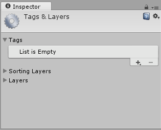 Unity - Manual: Tags and Layers