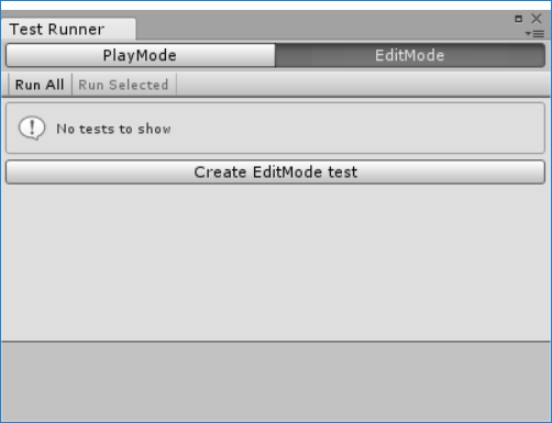 Unity - Manual: Unity Test Runner