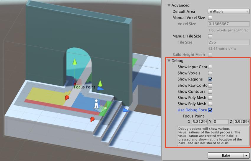Unity - Manual: NavMesh Surface