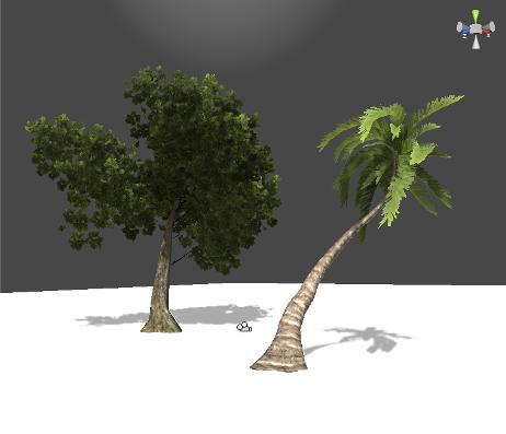 Unity - Manual: Tree Editor