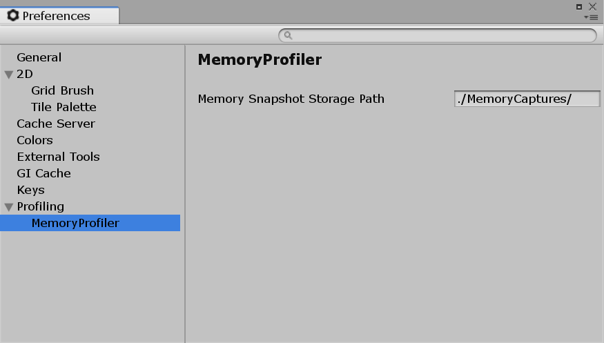 Memory Profiler tips and troubleshooting | Package Manager