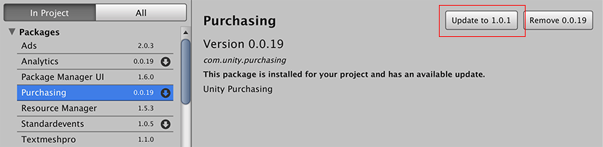 Package Manager | Package Manager UI website