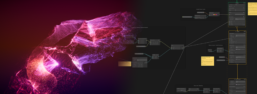 Visual Effect Graph | Package Manager UI website