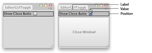 Unity - Scripting API: EditorGUI Toggle