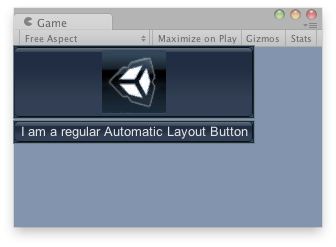 Unity - Scripting API: GUILayout Button