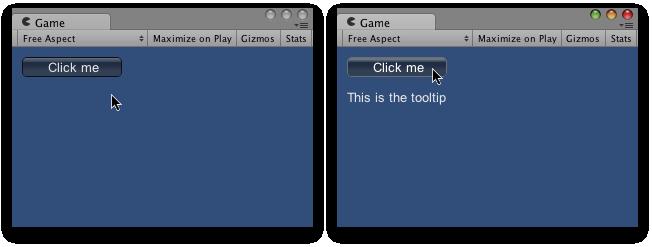Unity - Scripting API: GUI tooltip