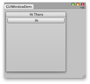 Unity - Scripting API: EditorWindow BeginWindows