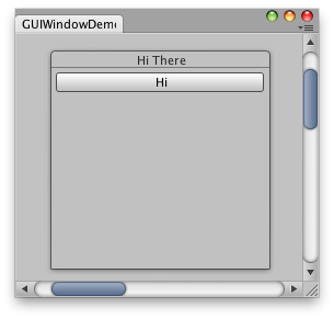 Unity - Scripting API: EditorWindow BeginWindows