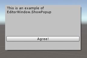 Unity - Scripting API: EditorWindow ShowPopup