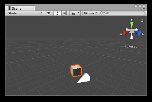 Unity - Scripting API: Handles color