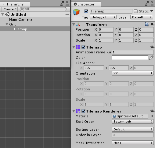 Creating Tilemaps Unity Manual