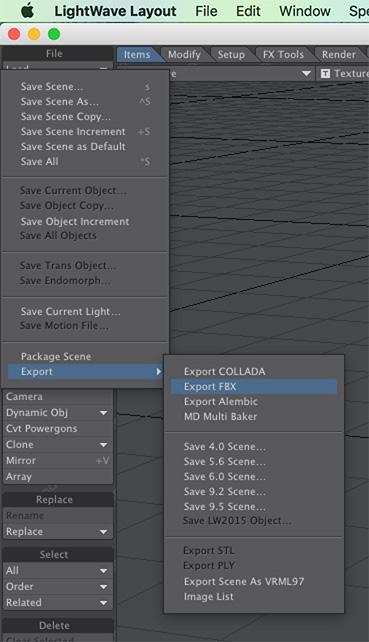 Exporting from other applications - Unity Manual