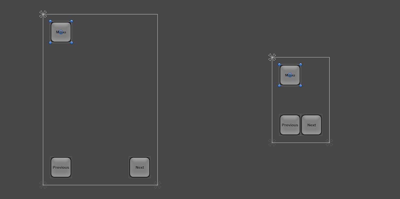 Unity - Manual: Diseñando UI para Múltiples Resoluciones