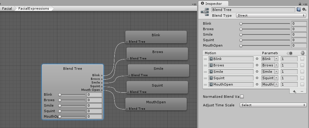 Unity - Manual: Direct Blending