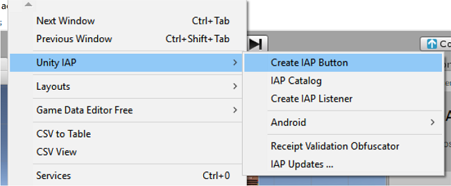 Creating a Codeless IAP Button in the Unity Editor