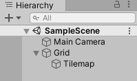 Unity - Manual: Creating Tilemaps