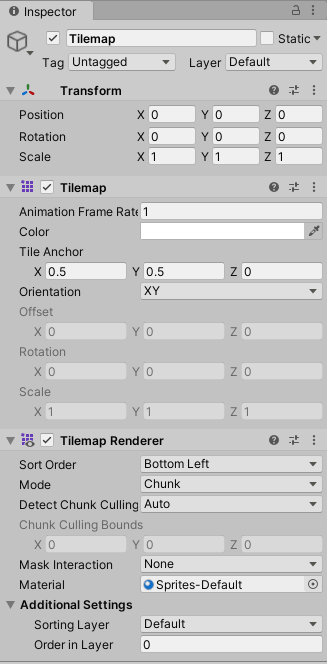 to create additional tilemaps to be used as layers select the grid gameobject or the tilemap gameobject and select gameobject 2d object tilemaps in
