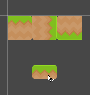 Brush preview: Visual preview of picked Tile at the cursor