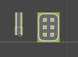 Unity - Manual: Scriptable Tile example