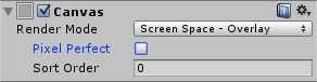 Screen Space - Overlay Set