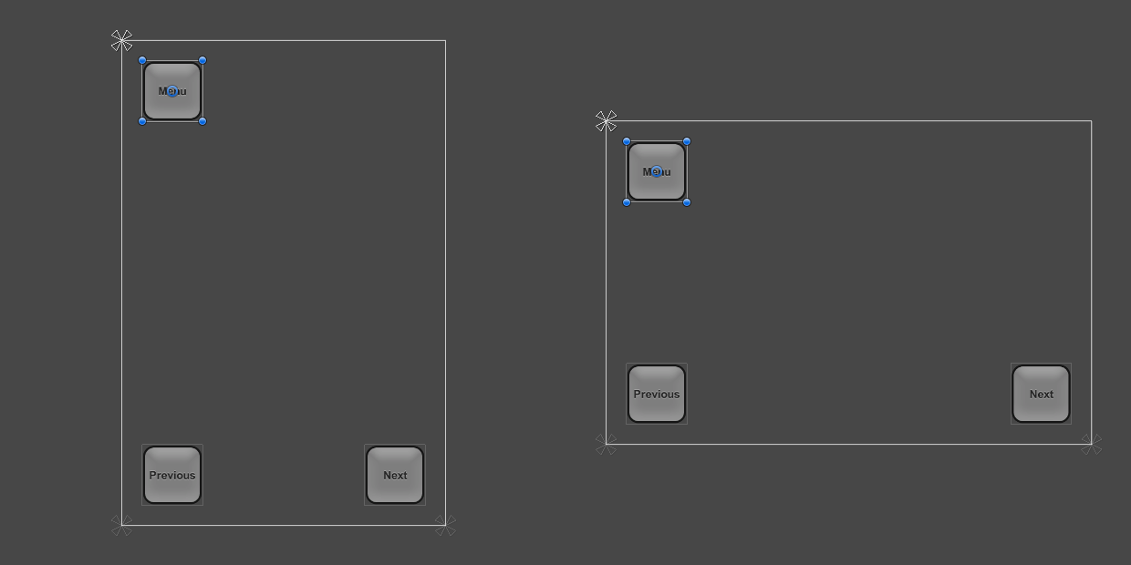 Unity - Manual: Designing UI for Multiple Resolutions