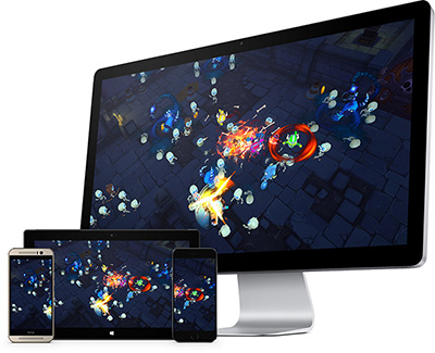 Multiplayer Unity3D games